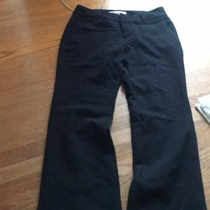 Old navy boot cut dress pants